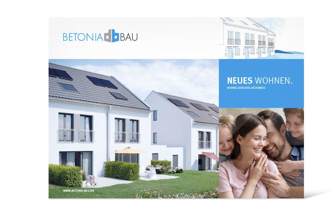 Betonia Bau   Exposè Titel