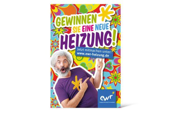 EWR-Heizung | Citylight-Poster