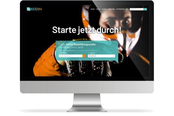 GEDDIN   Webseite
