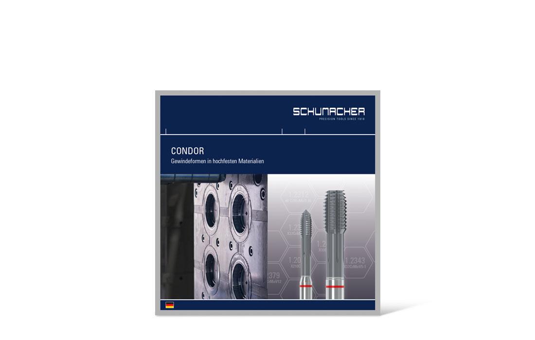 Schumacher Precision Tools   Prospekt Titel