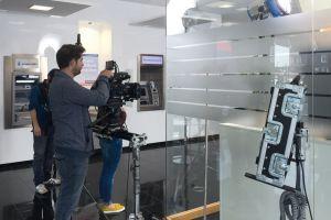 "Volksbank   Imagefilm ""Making of"""