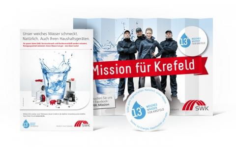 Gute Botschaften - Stadtwerke Krefeld