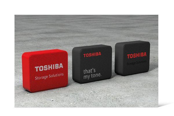 Toshiba | Salespartner Package – Werbemittel