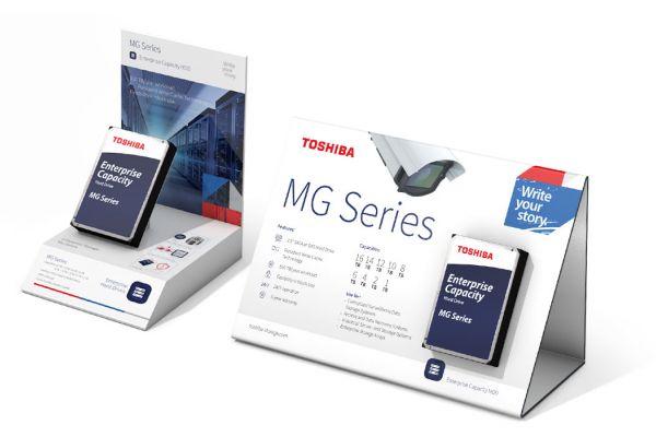 Toshiba   Displays