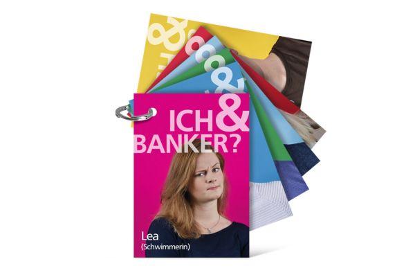 Volksbank Azubi-Kampage   Cards