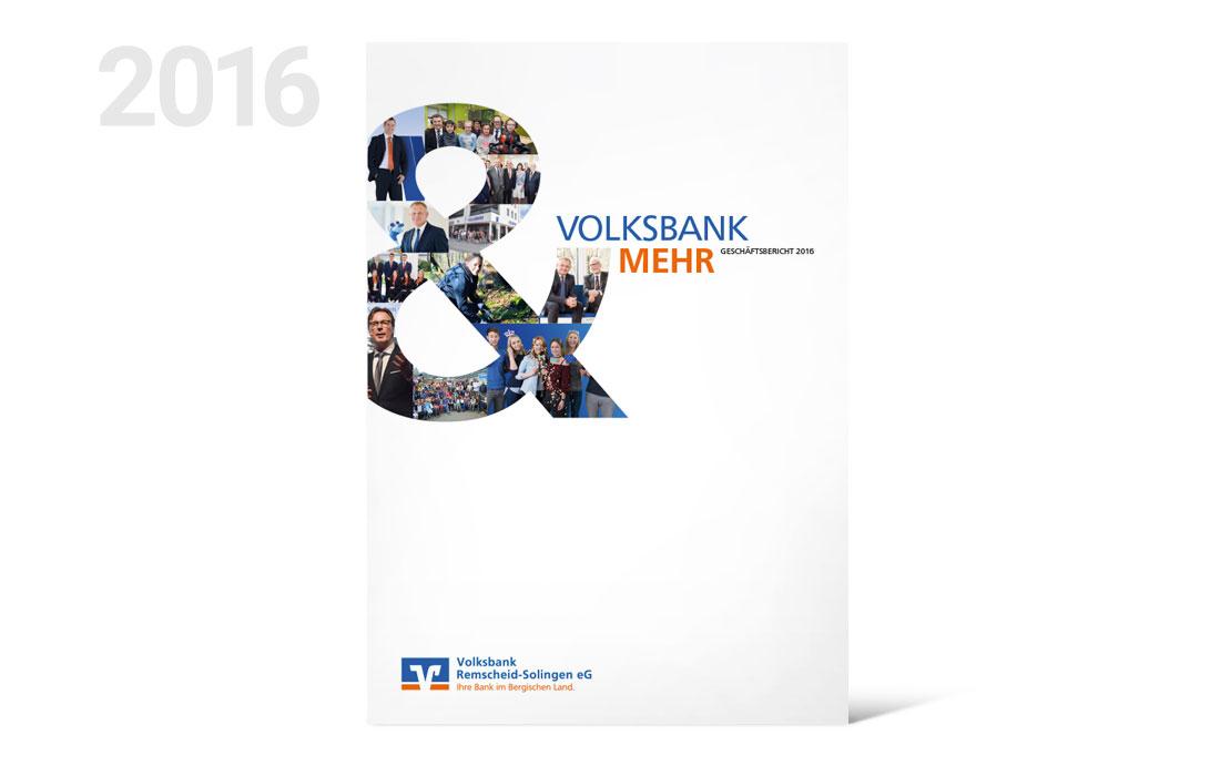 Volksbank und mehr